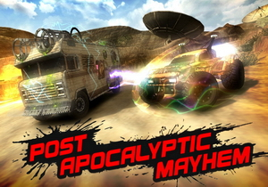 post apocalyptic mayhem