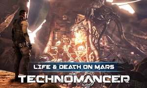 The Technomancer is a Sci-fi RPG