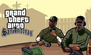 игра GTA San Andreas